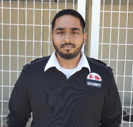 Kevin Ravindran, Supervisor, Toronto Pan Am Centre