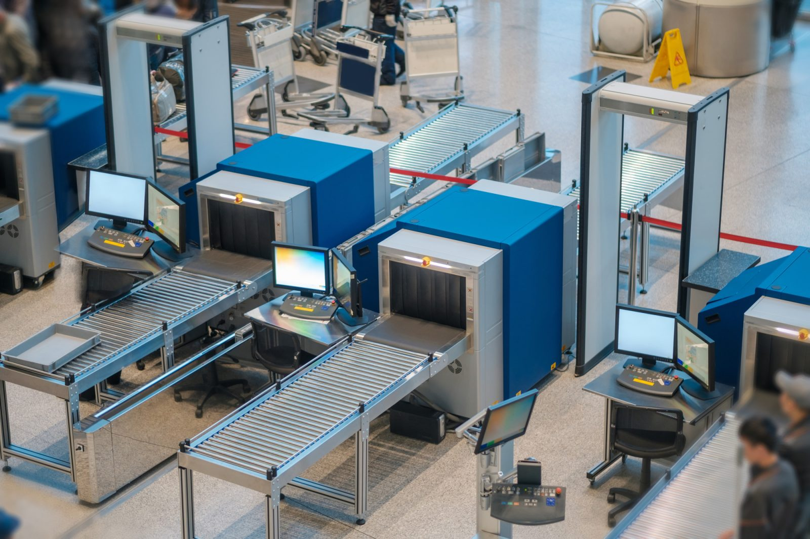 7 Tips for Improving Airport Security